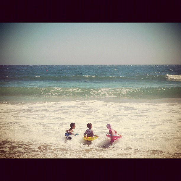 Feel the End of Summer / #summer #sea #kids