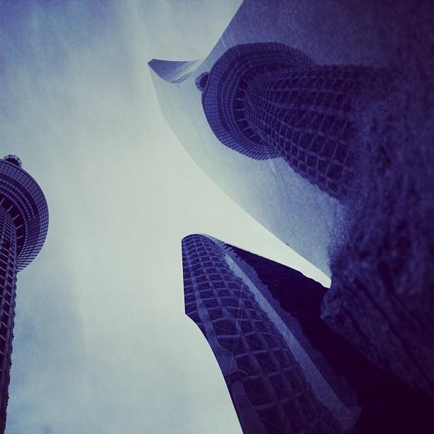 Image / #skytree #bw#blackwhite#blackandwhite#monochrome