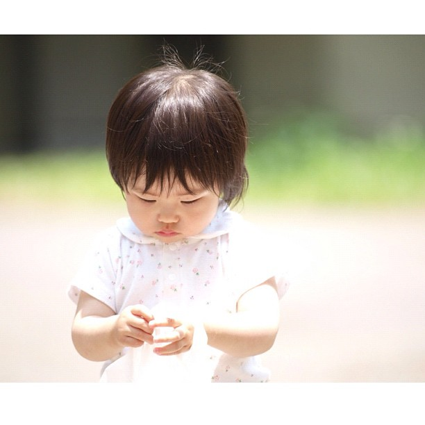 Something Difficult. #child