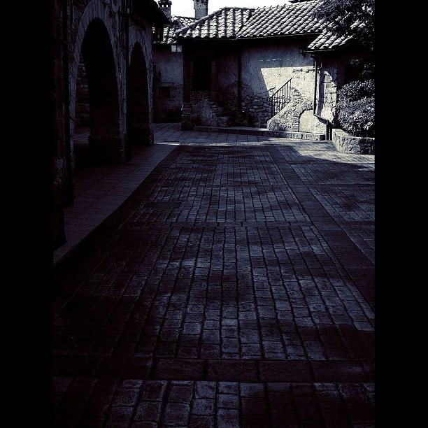Alley / #bw#blackwhite#blackandwhite#monochrome