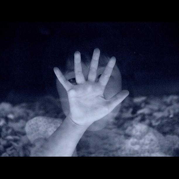 Small hand / #bw#blackwhite#blackandwhite#monochrome