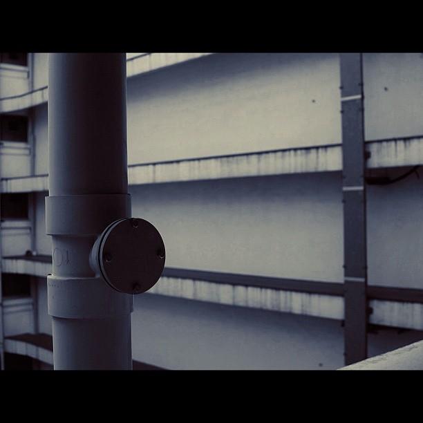 Duct / #bw #blackandwhite #monochrome