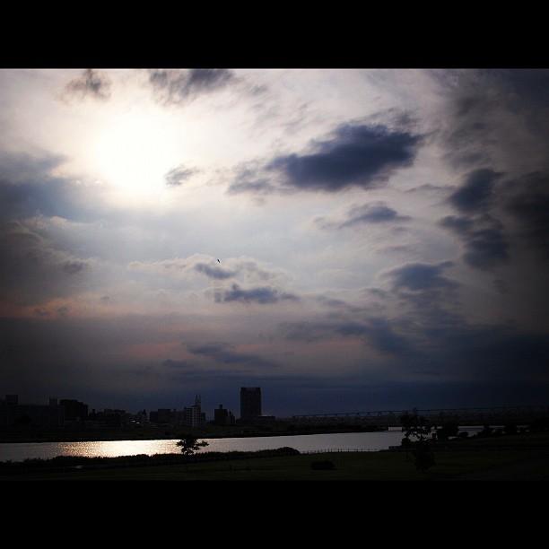 Somedays Sky / #sky #cloud