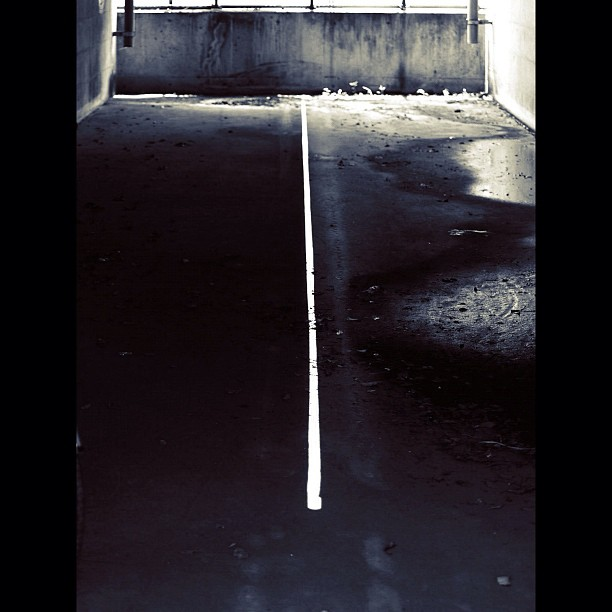 Dead space / #bw#blackwhite#blackandwhite#monochrome