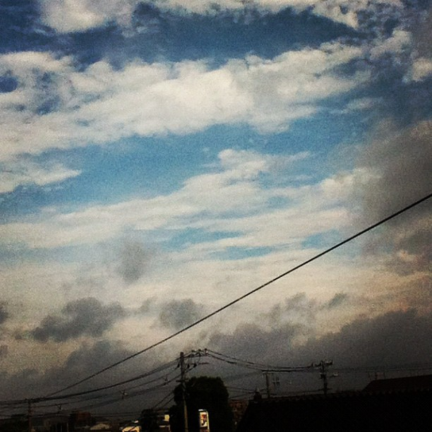 Good #morning! #sky #cloud # #