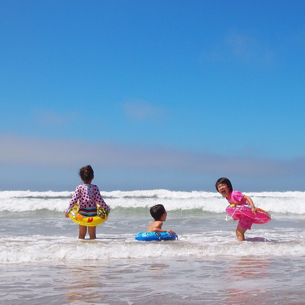 Kids of summer / #kids #sea #summer