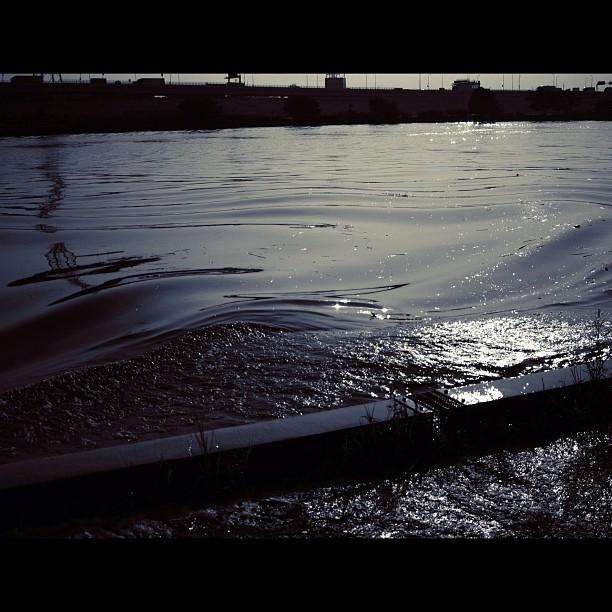 #river #bw #blackandwhite #monocrome