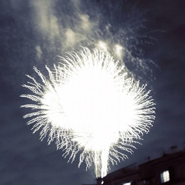 Shabby fireworks