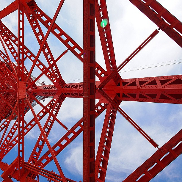 Red Structure
