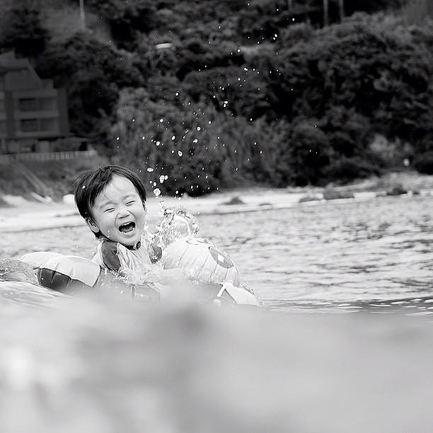 Floating smile